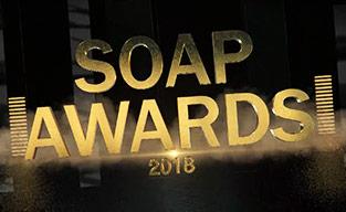 Votez pour les Soap Awards 2018