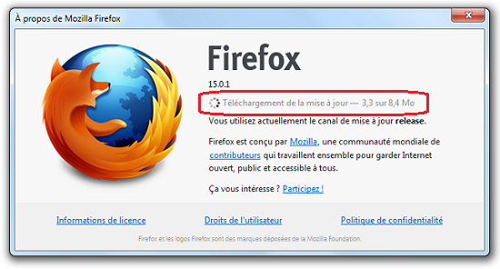 Mettre à jour Adobe Flash Player