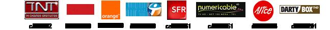 IDF1 présente sur tous les réseaux