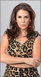 Flavia Santillana, Amour interdit sur IDF1