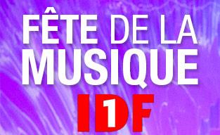 Fête de la Musique sur IDF1