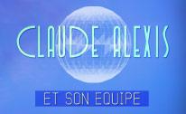 Claude Alexis et son équipe