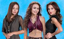 Les 3 visages d'Ana