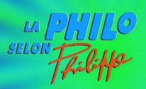 La Philo selon Philippe