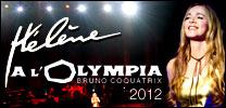 21h20 - Hélène à L'Olympia