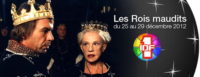 Une épopée historique d'après l'oeuvre de Maurice Druon avec Jeanne Moreau