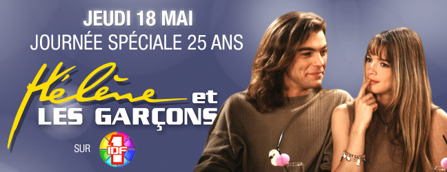25 ans Hélène et les Garçons