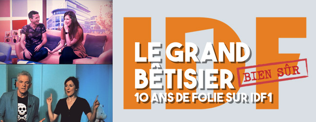 Le Grand Bêtisier : 10 ans de folies