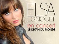 Elsa Esnoult - Concert au Divan du Monde