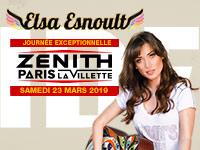Elsa Esnoult au Zénith de Paris
